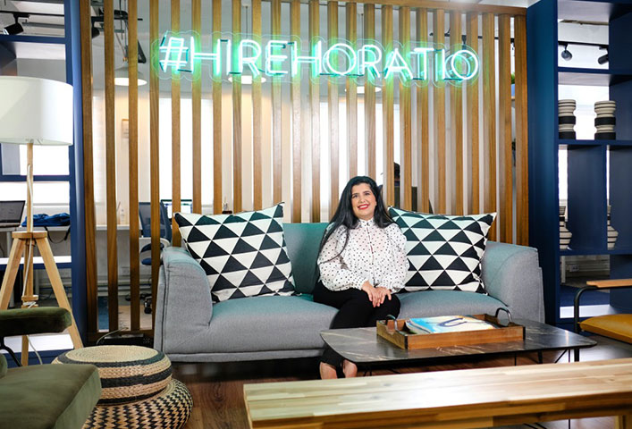 Q&A: Horatio's SVP of E-commerce and Operations – Rita Saoud